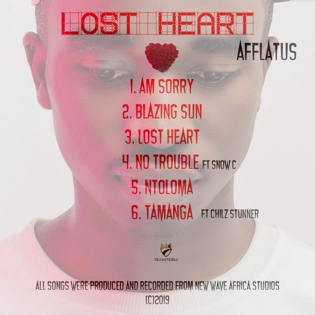 Afflatus Lost Heart EP