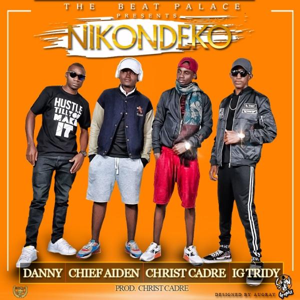 Danny Chief Aiden Chris Cadre IG Tridy Nikondeko