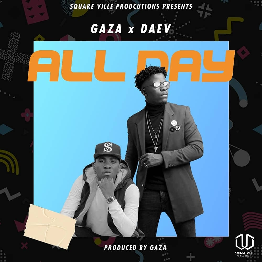 Gaza X Daev All Day