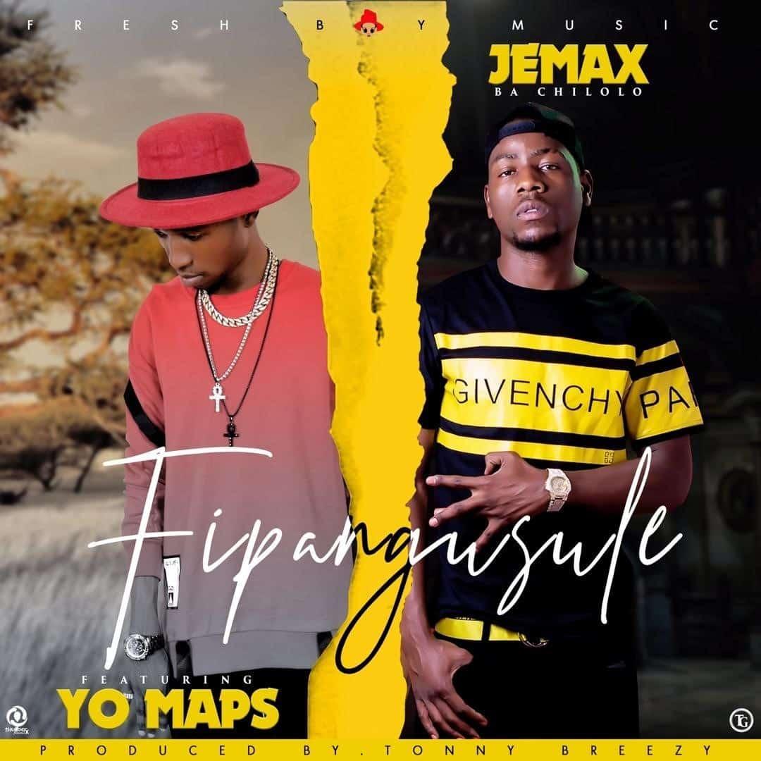 Jemax Ft. Yo Maps Fipangusule