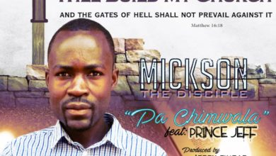 Photo of Mickson The Disciple Ft. Prince Jeff – Pa Chimwala (Prod. By Jerry fingers)