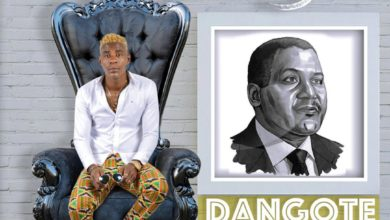Photo of Rich Bizzy – Dangote (Prod. By Tinnah)