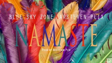 Blue Sky X Arsteven Plix Namaste