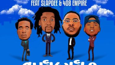Photo of DJ Hmac Ft. Slapdee & 408 Empire – Chikulile