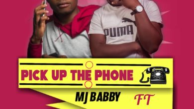 Photo of MJ Babby Ft. Deep Jack – Pick Up The Phone