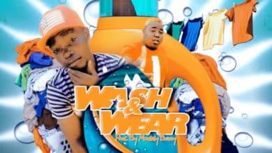 Photo of Man Kapex Ft. Jae Poxer Kasaka – Wash & Wear