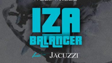 Photo of WeedWheel Ft. Jacuzzi – Iza Balancer