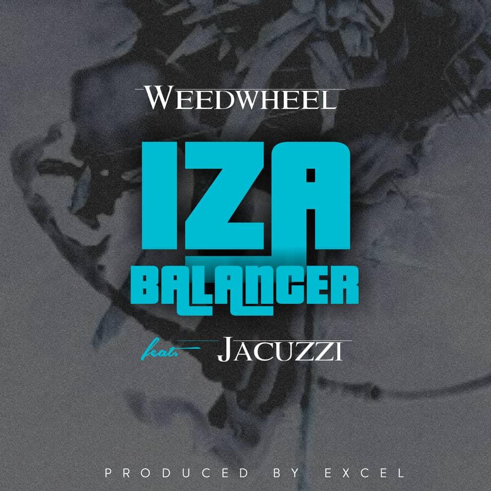 WeedWheel Ft. Jacuzzi Iza Balancer Iza Balancer
