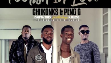 Chikonks Peng G Ft. Drifta Trek K Bless Foolish In Love