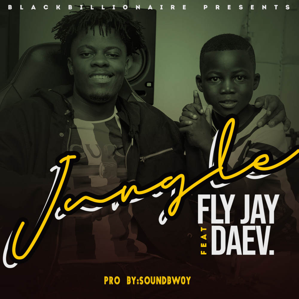 Fly Jay Ft  Daev - Jungle (Prod  By SoundBwoy) | ZambianPlay