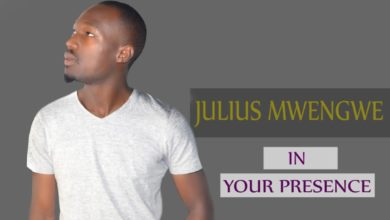 Photo of Julius Mwengwe – In Your Presence