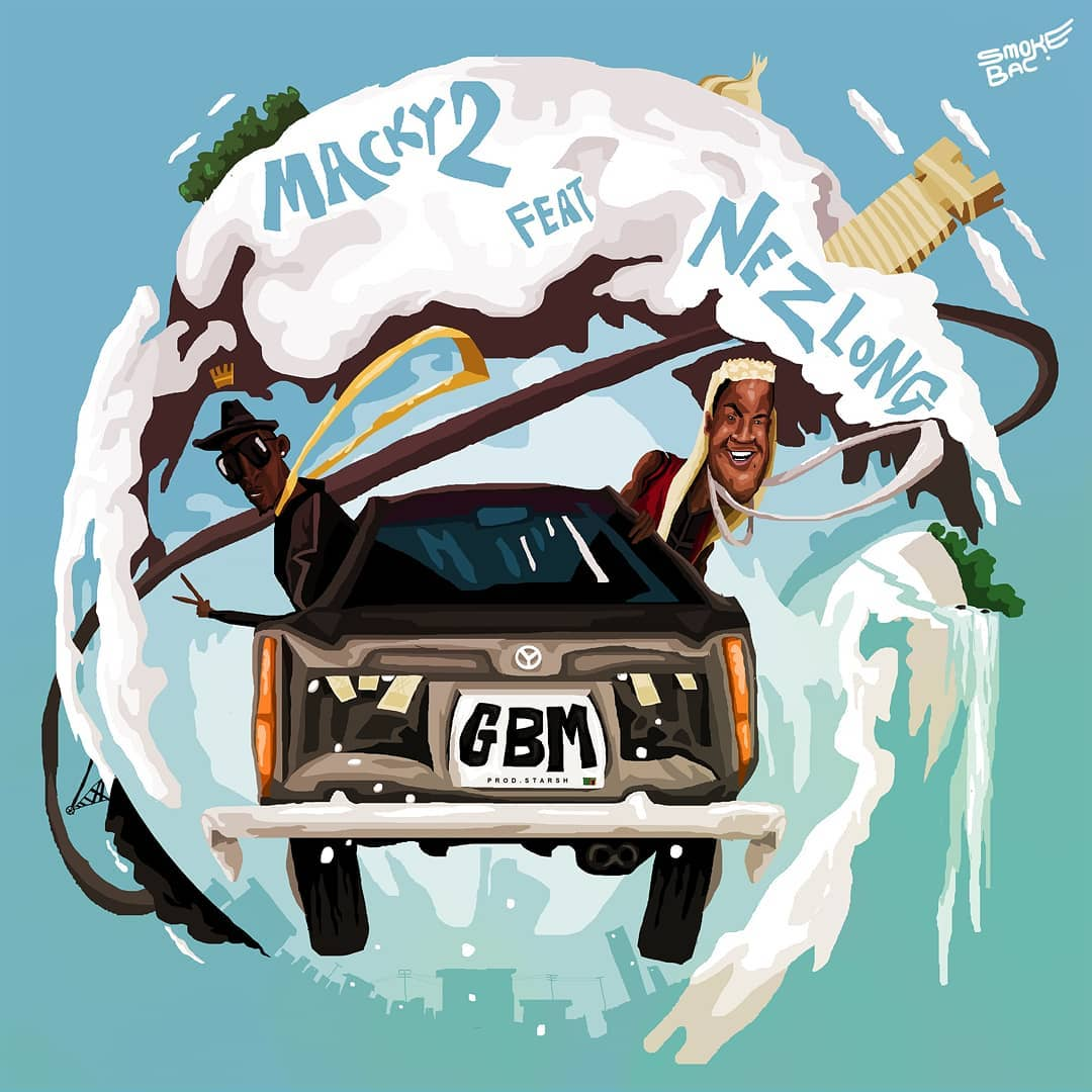 Download Macky 2 Ft. Nez Long - Back Like GBM