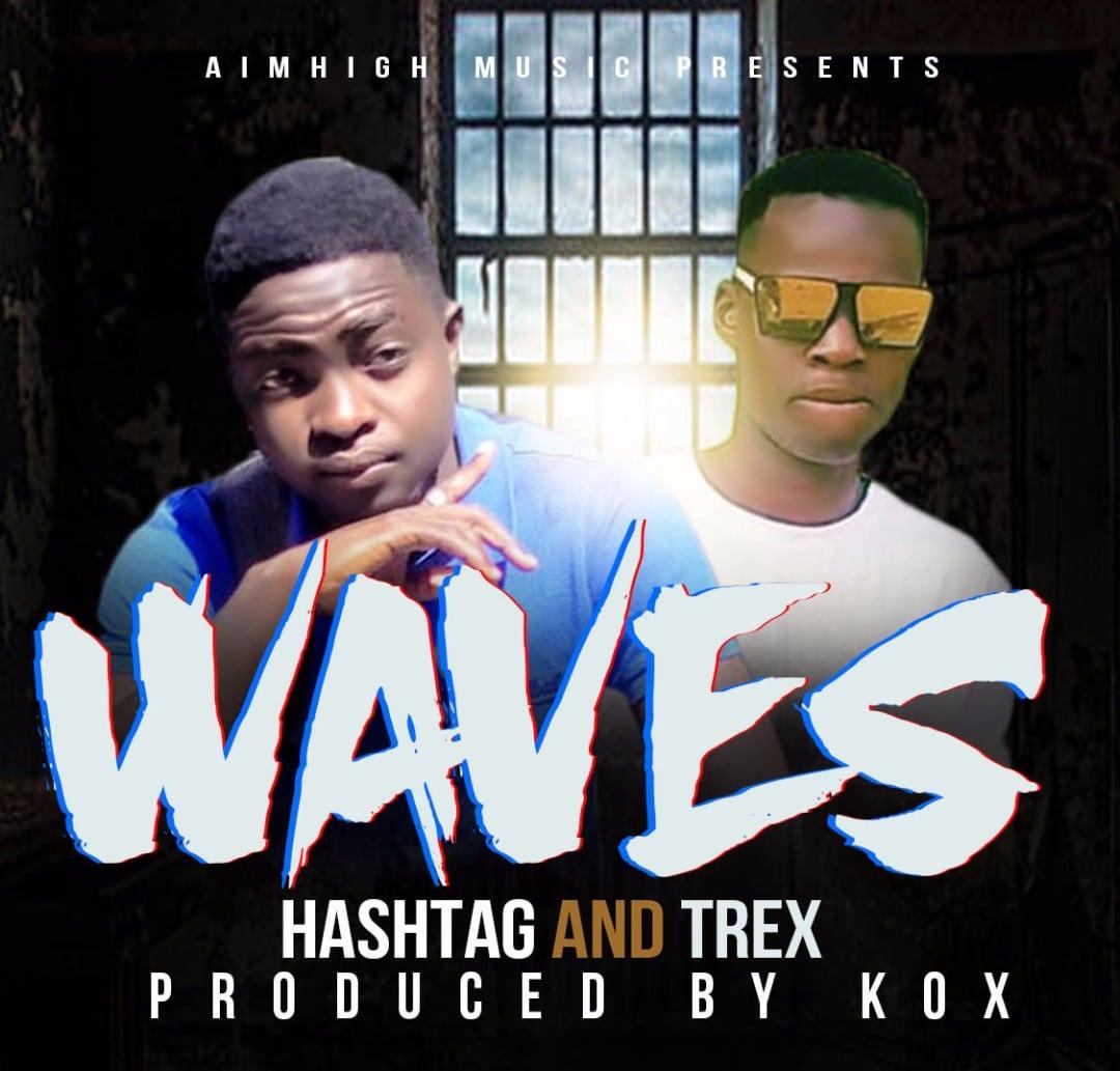 Hashtag Trex Waves