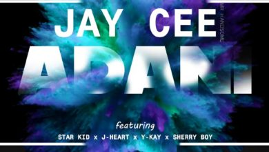 Photo of Jay Cee Ft. Star Kid, J-Heart, Y-Kay & Sherry Boy – Adani