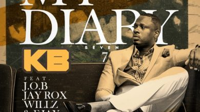 Photo of KB Ft. J.O.B, Jay Rox, Willz & F Jay – My Diary Part 7