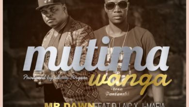 Photo of Mr Dawn Ft. DJ AIC & J Mafia – Mutima Wanga