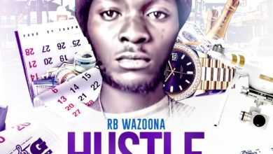 RB Wazoona Ft. Ras Pinto Scraffy Boy Hustle