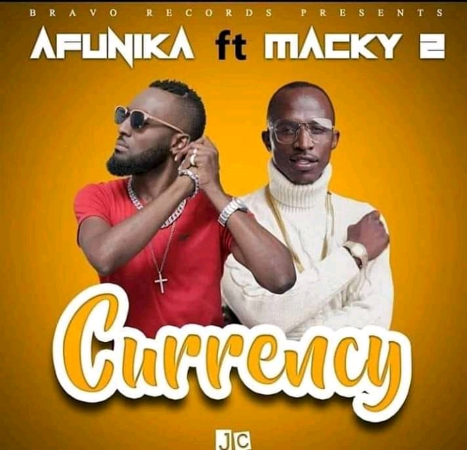 Afunika Ft. Macky 2 Currency