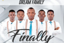 Photo of Dream Fam – Finally (Prod. By Mikelo)