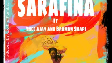 Photo of F Jay Ft. Thee Ajay & Badman Shapi – Sarafina