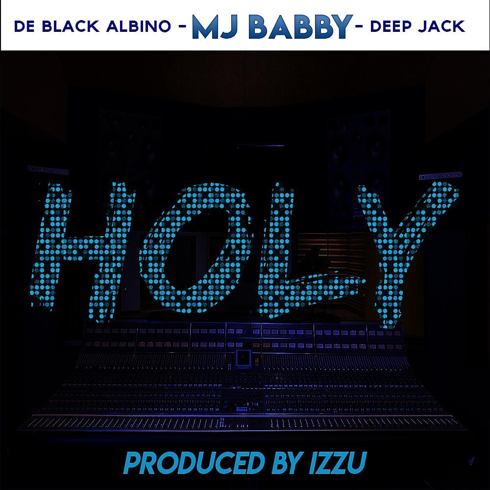 MJ X De Black Albino Deep Jack Holy 1