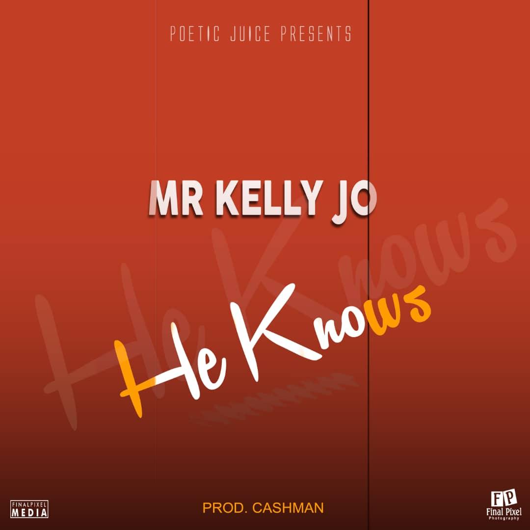 Mr Kelly Jo He Knows