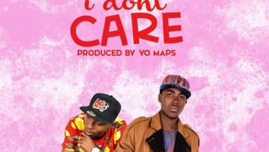 Rude Boy X Yo Maps I Dont Care