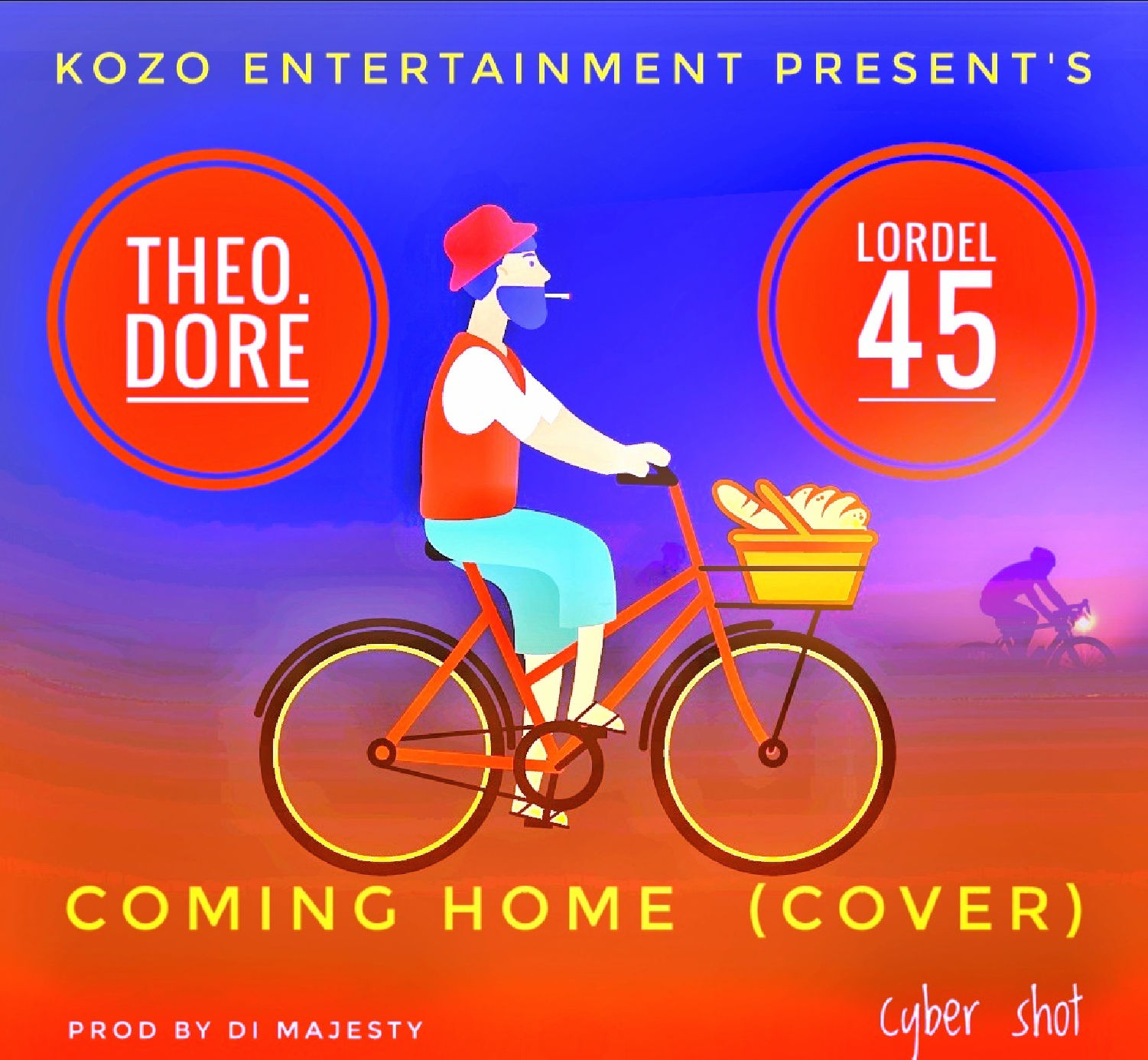 Theo Dore X Lord EL 45 Coming Home