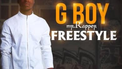 Photo of G Boy – Freestyle