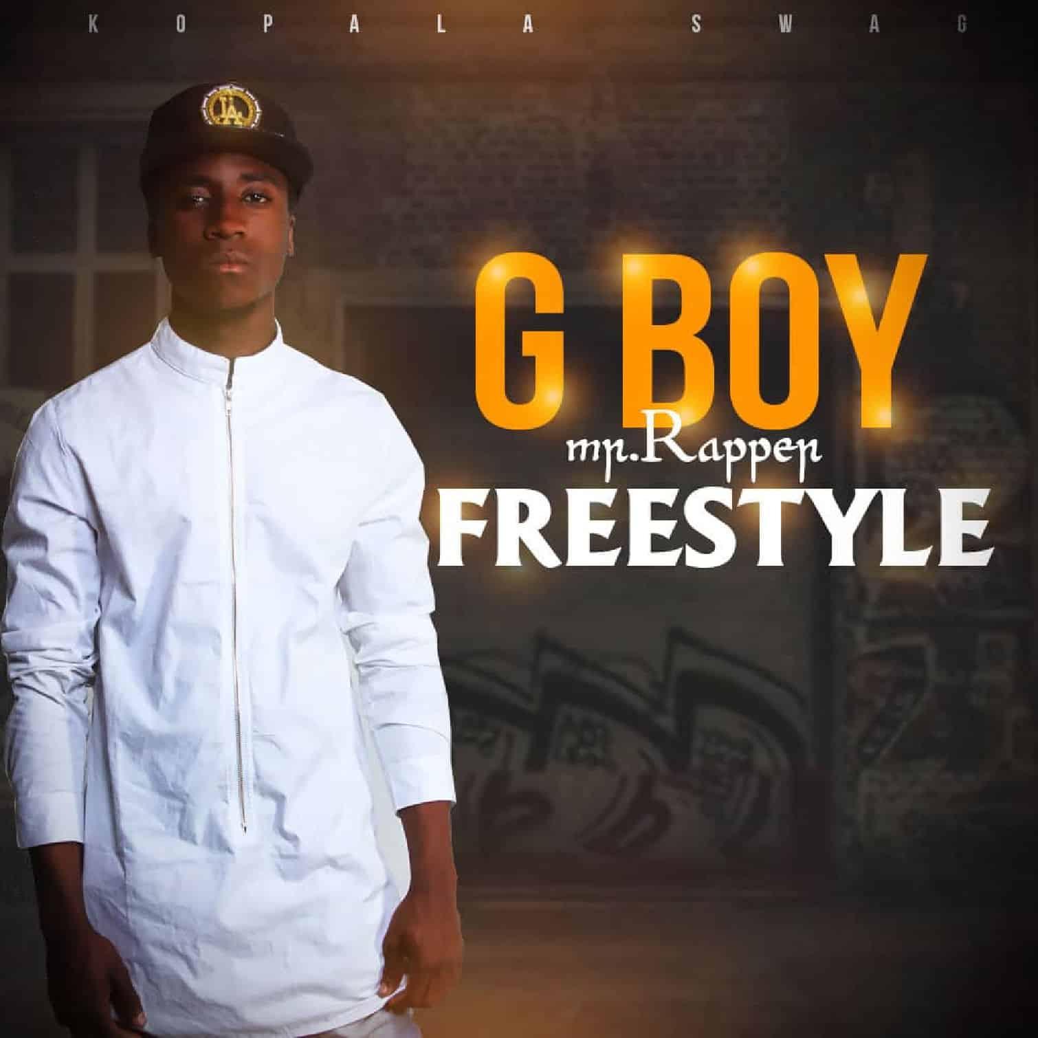 G Boy Freestyle