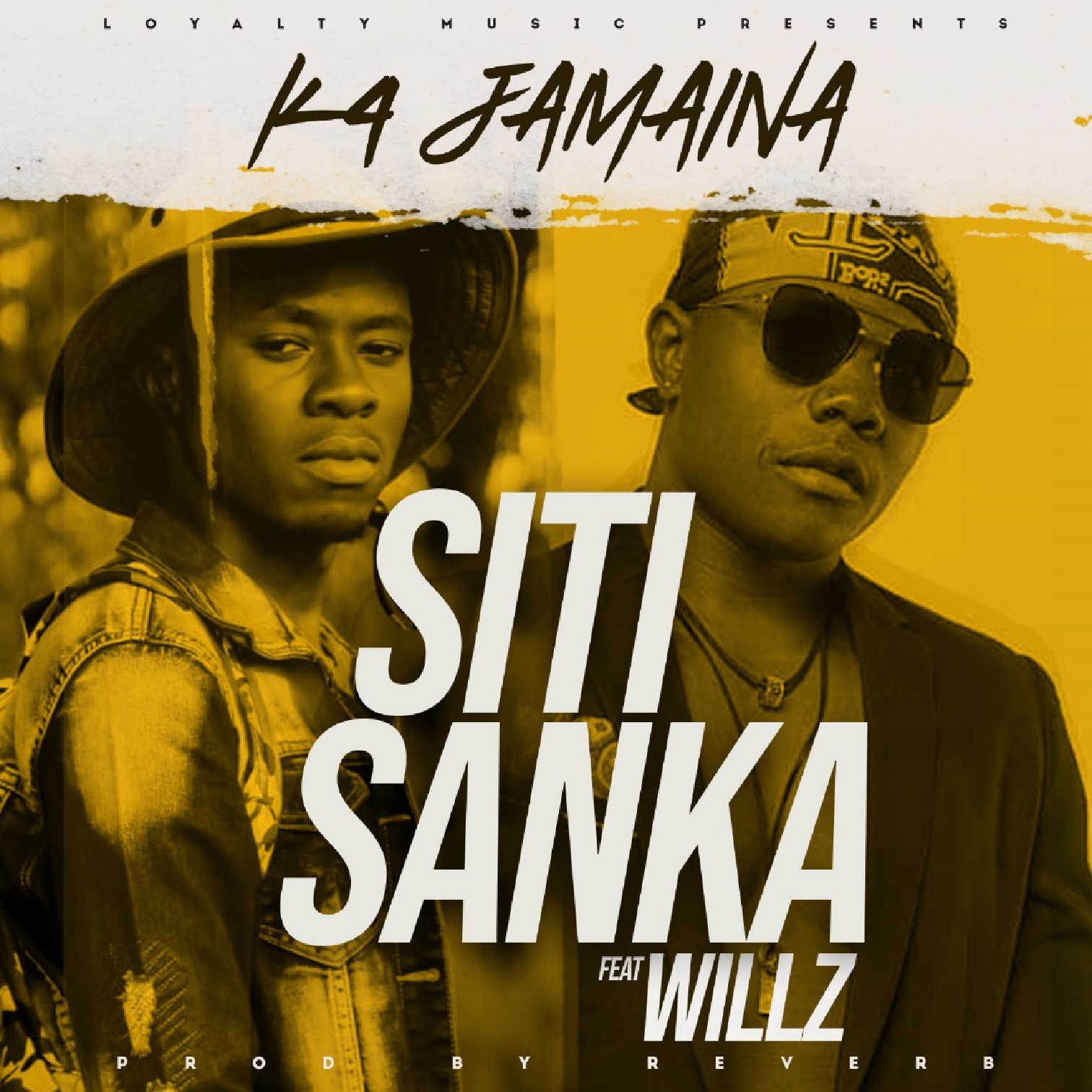 K4 Jamaina Ft. Willz Siti Sanka