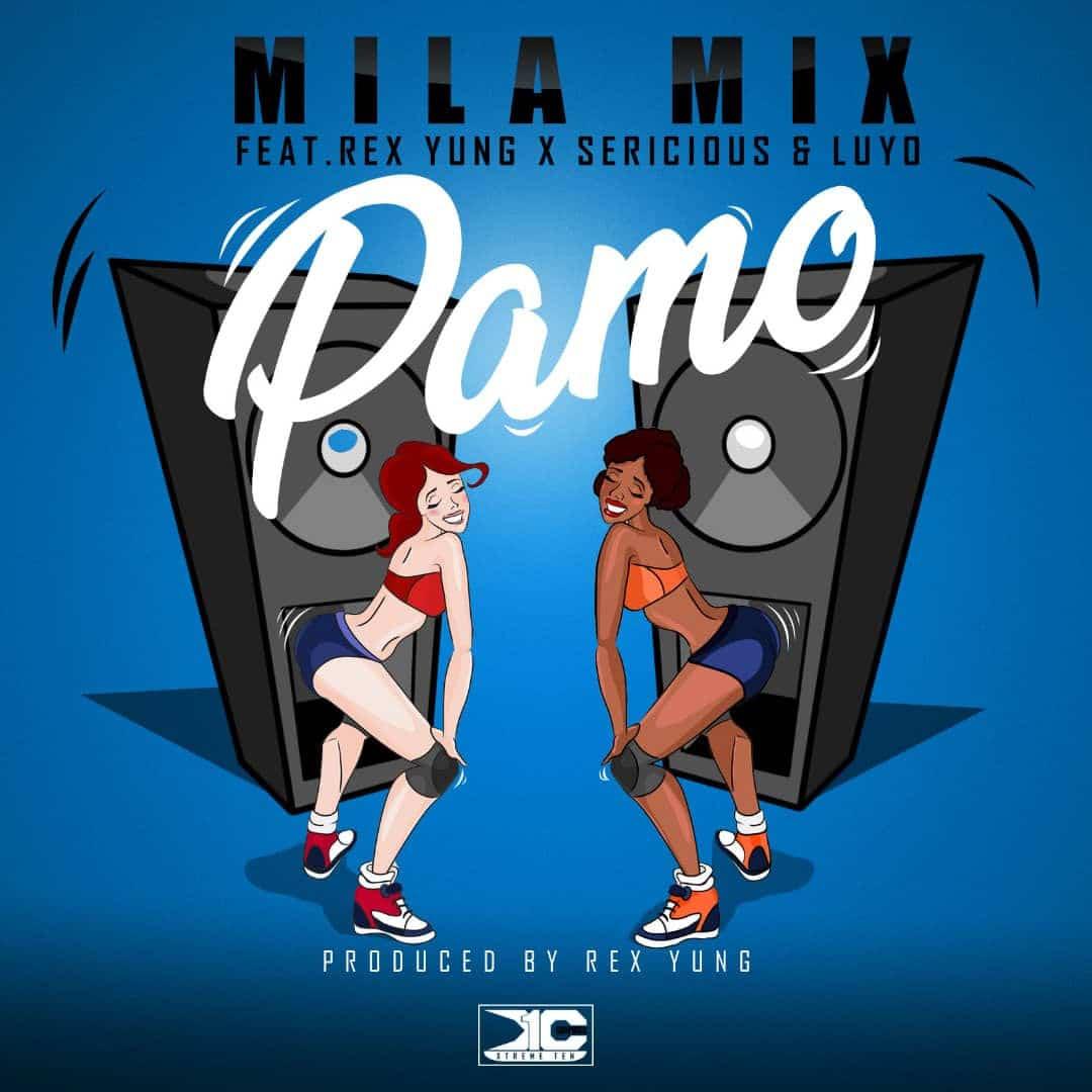 Mila Mix X Rex Yung X Sericious X Luyo Tushanine Pamo