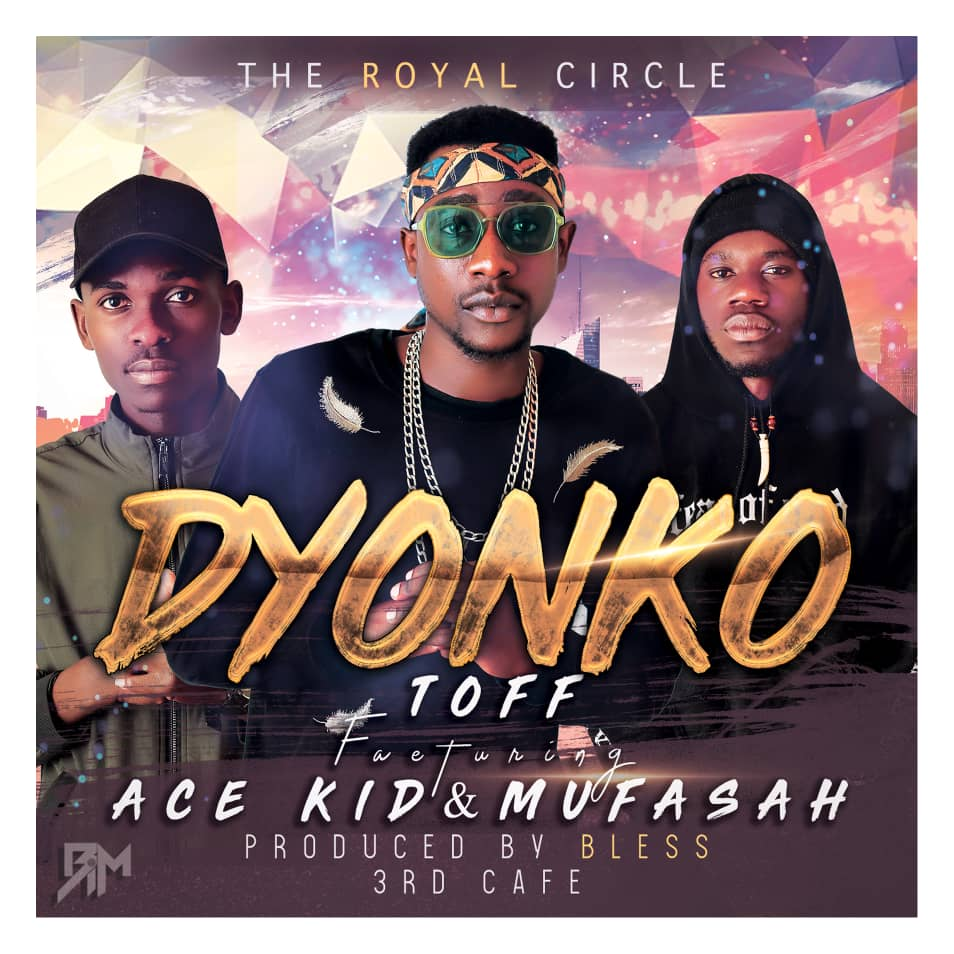 Mr Toff Ace Kid Mufasah Dyonko