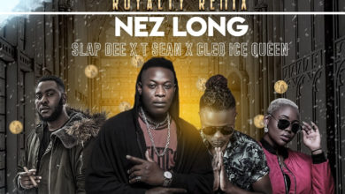 Photo of Nez Long Ft. Slapdee, T-Sean & Cleo Ice Queen – Ka Ngwee Remix