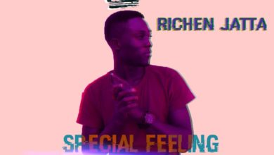 Photo of Richen Jatta – Special Feeling (Prod. By Marko P)
