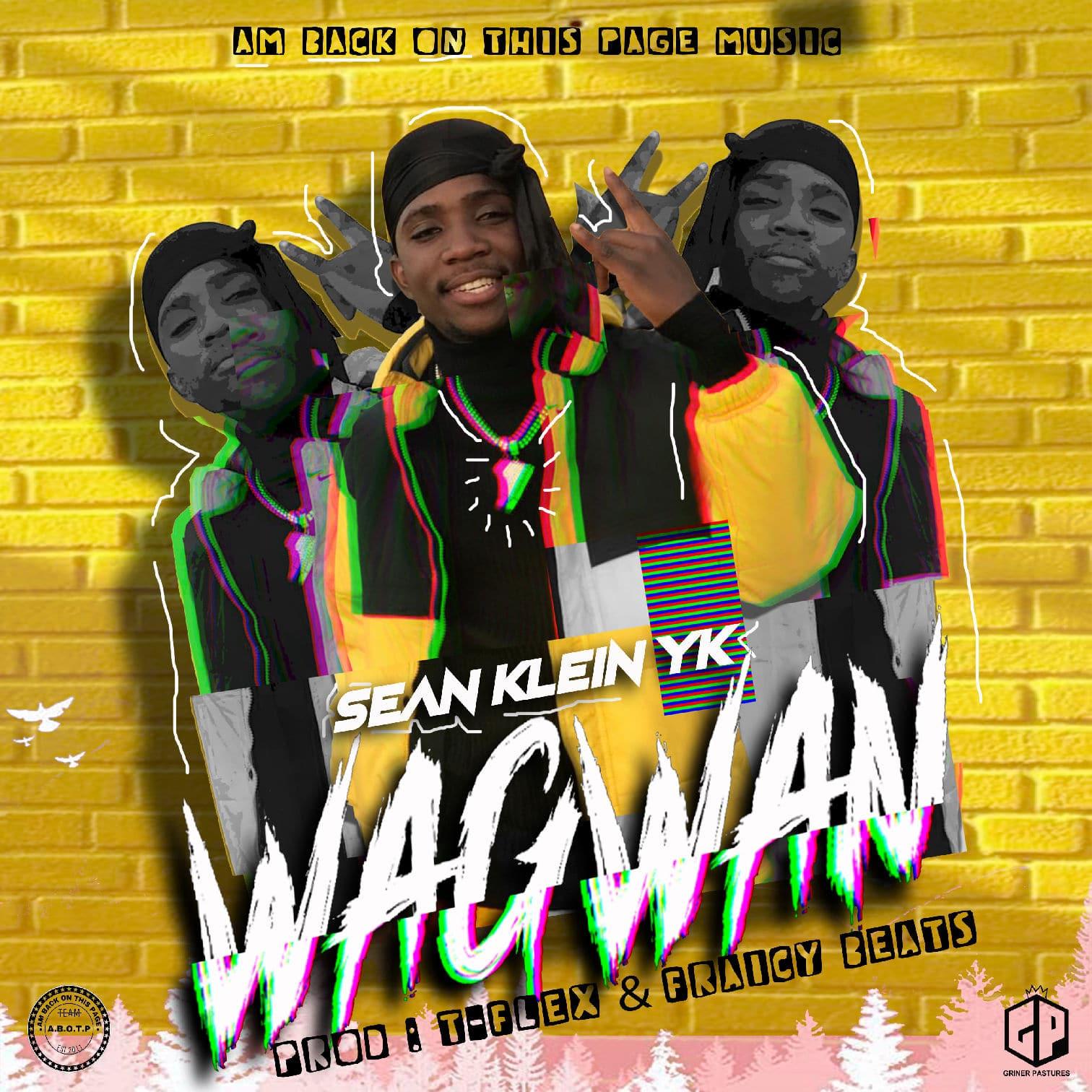 Sean Klein YK Wagwan