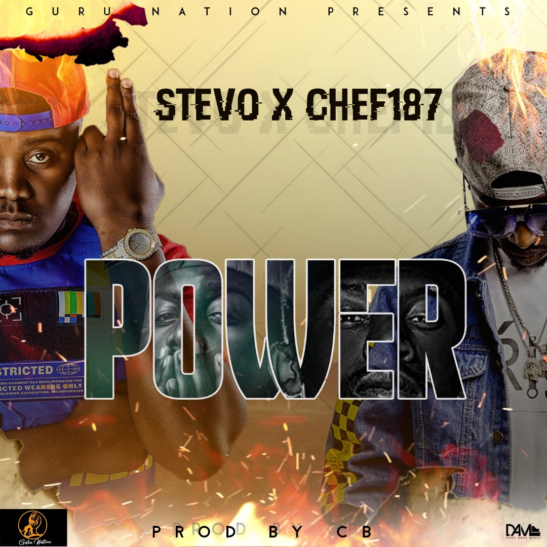 Download Stevo Ft Chef 187 - Power
