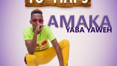 Photo of Yo Maps – Amaka Yaba Yaweh (Prod. By Maps)