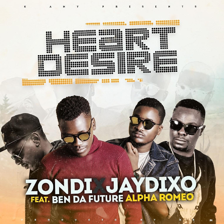 Zondi Ft. Jaydixo Ben Alpa Romeo Heart Desire