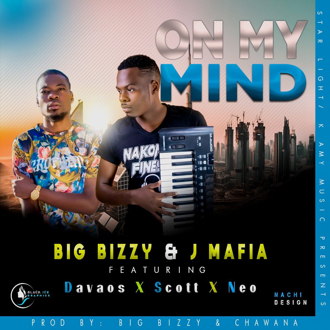Big Bizzy & J Mafia Ft. Davaos, Scott & Neo - On My Mind