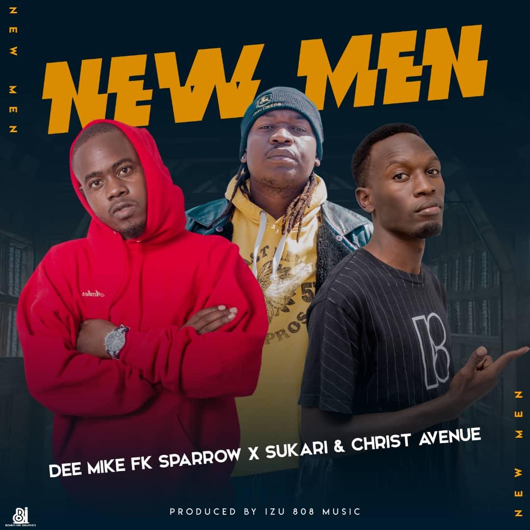 Dee Mike X Christ Avenue X Sukari - New Man