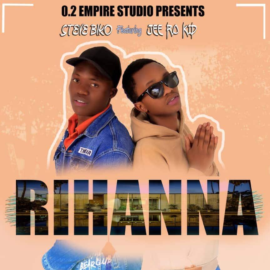 Steve Biko Ft. Jee Ro Kid - Rihanna