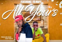 Photo of Chimzy Kelly Ft. Yo Maps – All Yours