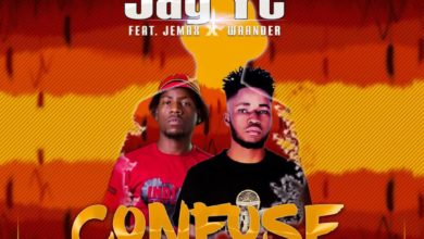 Photo of Jay Yc Ft Jemax & J-Waander – Confuse