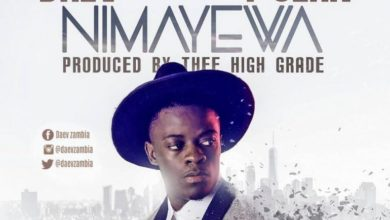 Photo of Daev Ft. T-Sean – Nimayewa