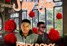 Photo of Drey Romy Ft. K Bless – Say Yes