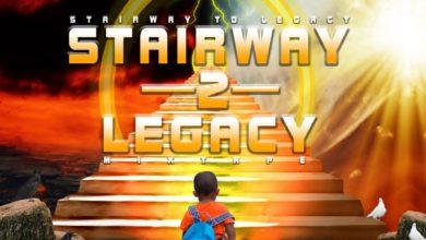 Photo of Ice Cash – Stairway 2 Legacy (Mixtape)
