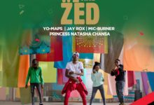 Photo of Yo Maps, Jay Rox, Princess Natasha Chansa & Mic Burner – We Are Zed
