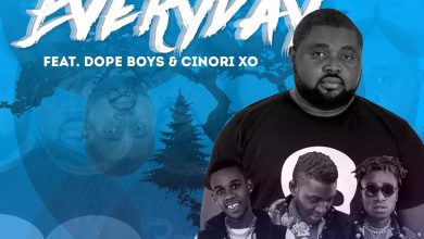 Photo of Vjeezy Ft. Cinori XO & Dope Boys – Everyday