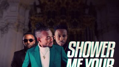 Photo of HD Empire Ft. Shenky – Shower Me Your Blessings